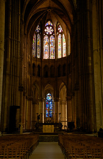 Stained Glass Windows in Reims | by Dave-Gray