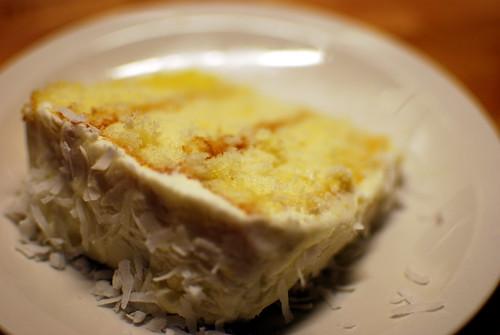 Lemon Layer Cake with Lemon Cream Cheese Frosting | Flickr ...