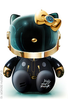 Hello Daft Punk GUY | by yodaflicker