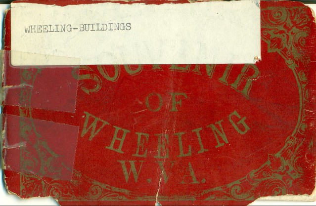 Souvenir of Wheeling, 1885