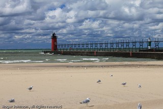 South Haven lighthouse | by curlyson