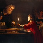 Gerrit van Honthorst - Childhood of Christ [c.1620]