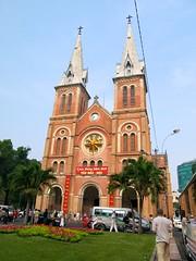 Basilica de Saigon Notre-Dame