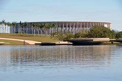 Stade national de Brasilia Mané-Garrincha
