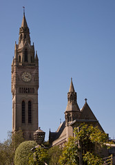England - Cheshire - Eaton Hall - Chapel and Clock Tower - 24th April 2011 -14.jpg