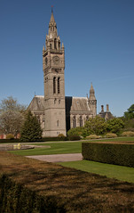 England - Cheshire - Eaton Hall - Chapel and Clock Tower - 24th April 2011 -24.jpg