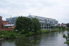 Arte TV station headquarters