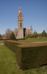 England - Cheshire - Eaton Hall - Chapel and Clock Tower - 24th April 2011 -26.jpg