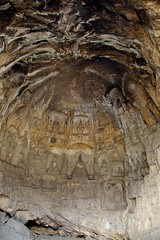 Longmen Grottoes龙门石窟