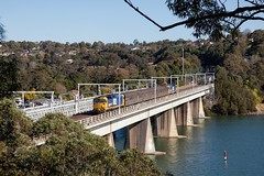 8182 Crossing The Georges River (HK26)