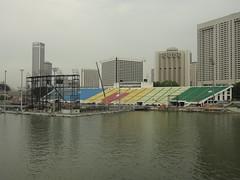 Plataforma Flutuante da Marina Bay