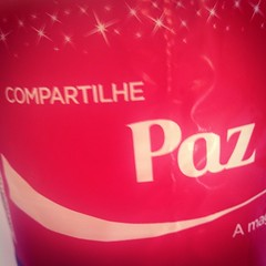 Amém! #compartilhe #paz #2014 #rogehrodrigues #cocacola #tagsforlikes #followme