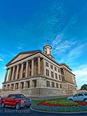 Capitolio de Tennessee