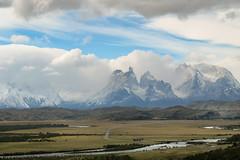 Parque Nacional Torres del Paine National Park, Patagonia, Chile