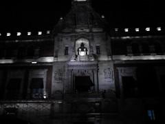 Palacio Nacional, the Zócalo
