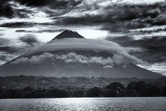 Volcan Concepcion, Nicaragua