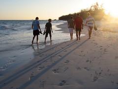 Sunset Walk