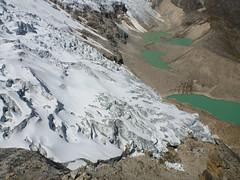Tocllaraju's glacier