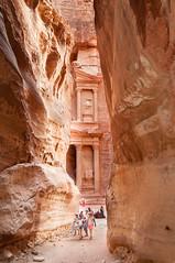 Al Khazneh (The Treasury) - Petra