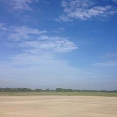 Los Garzones Airport