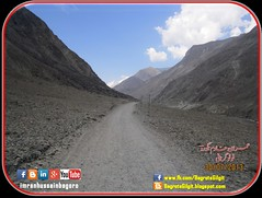 Bagrote Valley, Gilgit - Road Pictures (4)