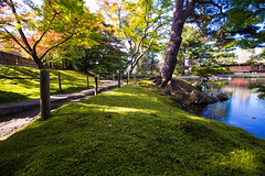 Aizu Matsudaira's Royal Garden