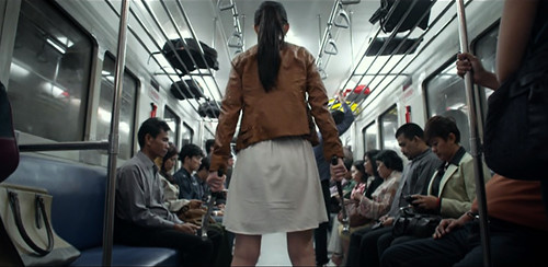 raid-2-movie-review-hammer-girl-train-car-julie-estelle