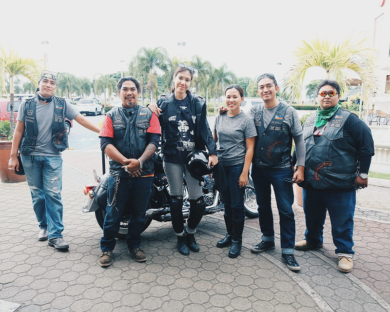 Ride Along Motorcyle Tour: Manila to Zambales via Big Bike
