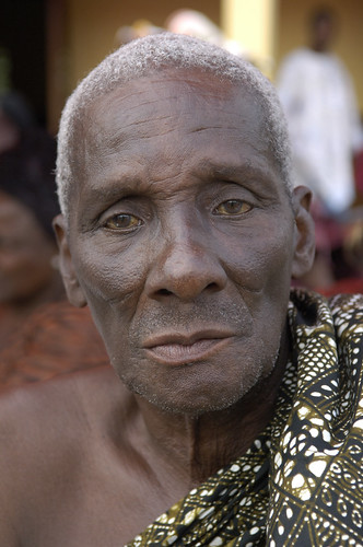 Older man Ghana | by World Bank Photo Collection