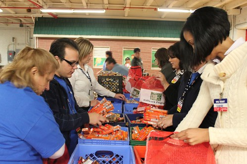 Gleaners Community Food Bank of Southeastern Michigan - Pontiac | by Walmart Corporate