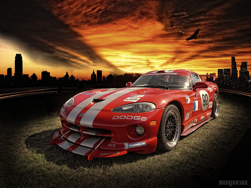 Dodge Viper Le Mans | by Baby Skinz