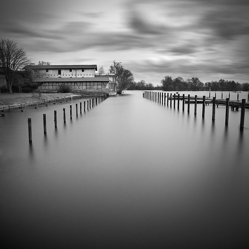 [ the house at the river ] | by panfot_O (Bernd Walz)