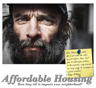 WAR on Affordable Housing :: City of Asheville | by deZengo