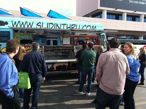 Slider Truck at the LVCC | by International CES