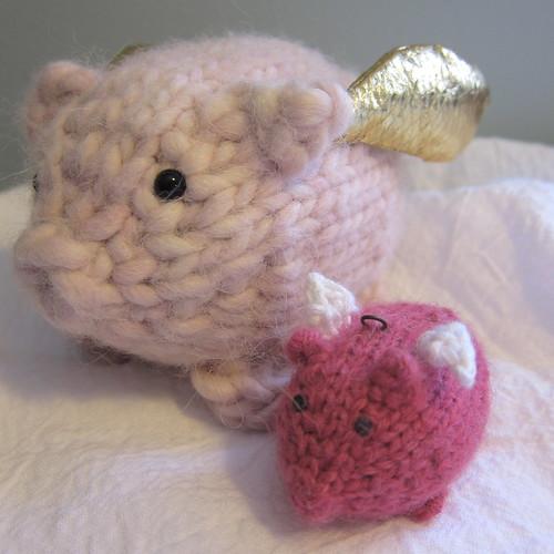 Iron Craft Challenge #7 - If I were a pig...