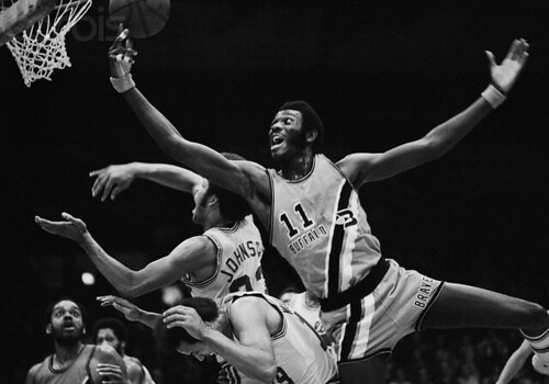 Johnson and Wilkens Rebound | by Cavs History