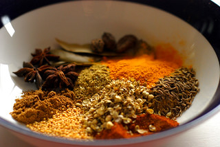 Spices for dahl - yum! | by imajane