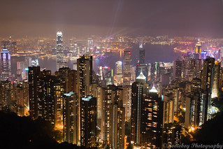Victoria Peak, Hong Kong | by Jomoboy Photography