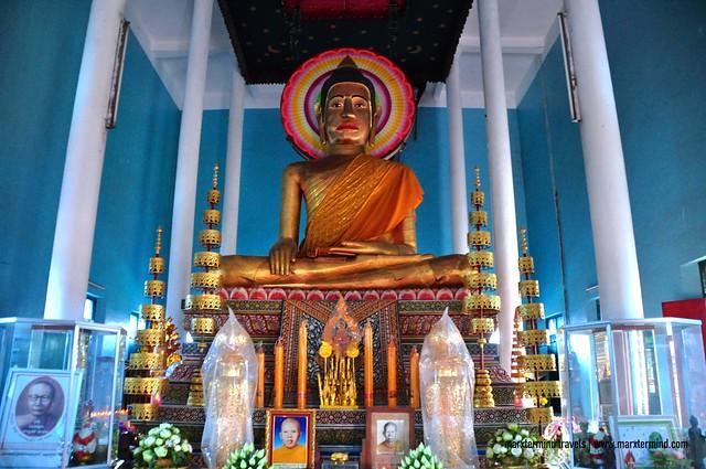 Buddha at Wat Preah Prom Rath