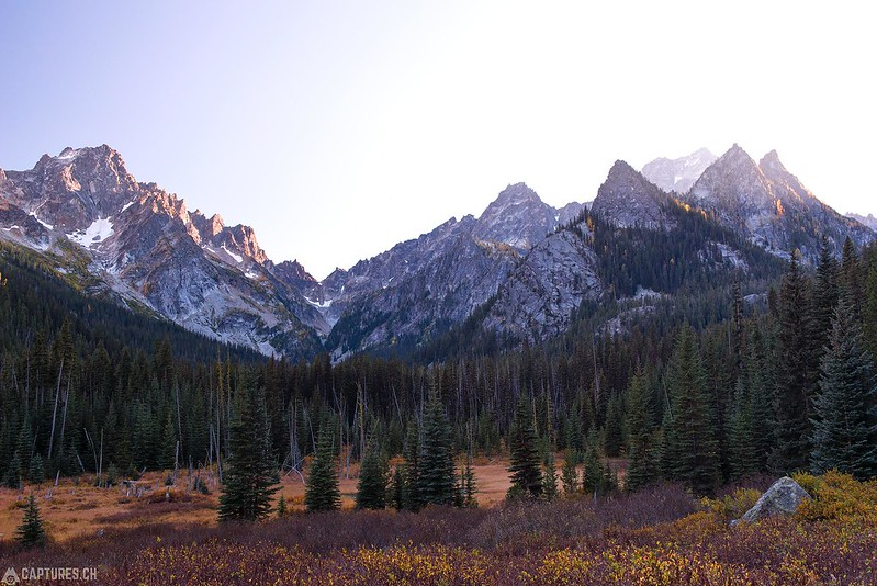 The Meadow - Alpine Lakes Wilderness