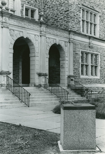 Lunch at Old Chem, undated | by Duke University Archives
