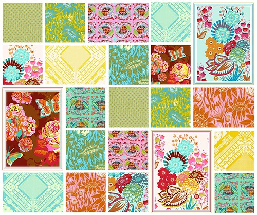 Loulouthi Medium Quilt | by StitchedInColor