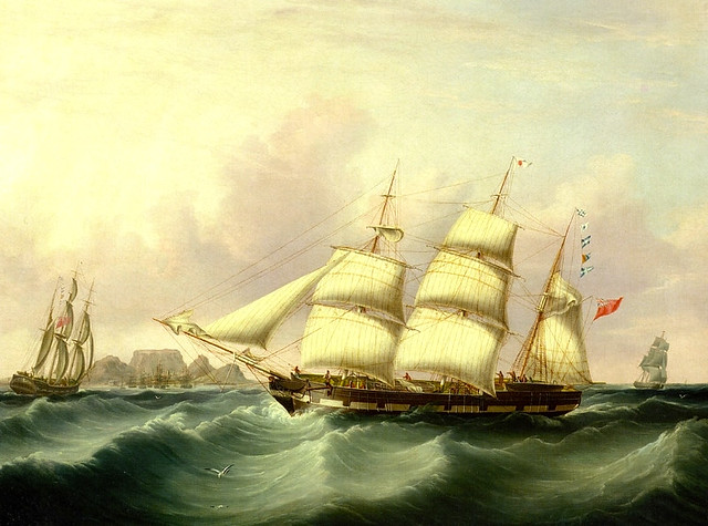combinacoes de cartas com o navio, carta 3 lenormand