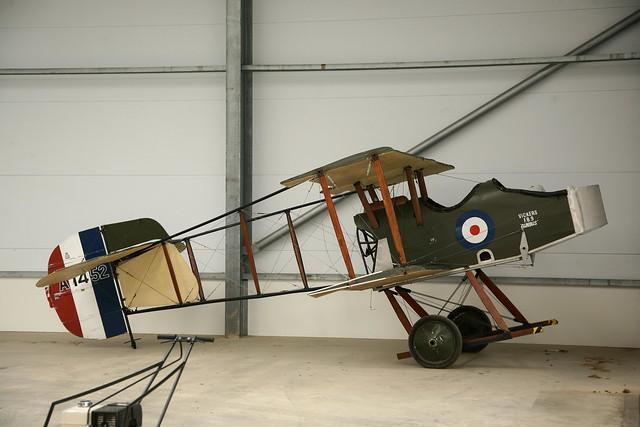 """(BAPC-234)/""""A1452"""" Vickers F.B.9 Gunbus (Replica) (RAF/RFC)"""