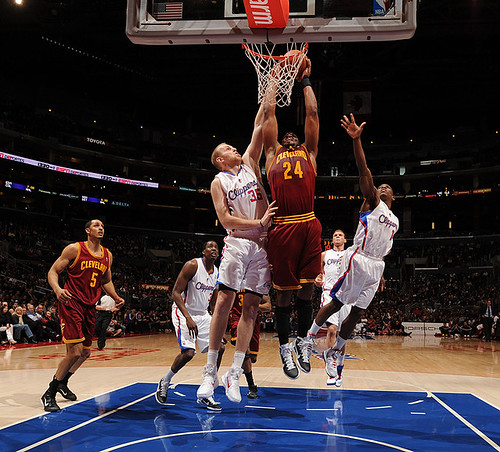 Samardo Dunks | by Cavs History