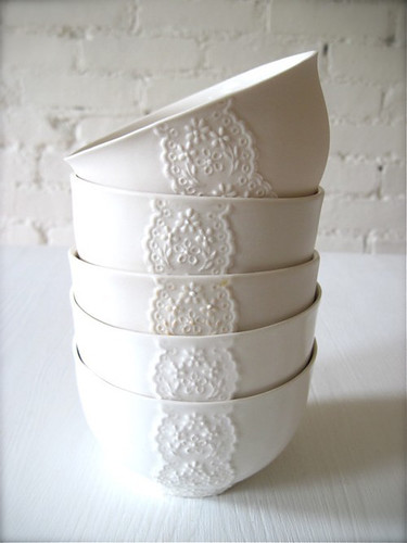 lace bowls | by the style files