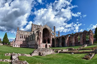 Melrose Abbey (1 of 42)_HDR | by Nisbetography