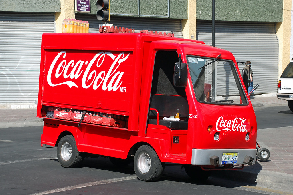 New Dodge Trucks >> Vehicles: Coca Cola | Flickr