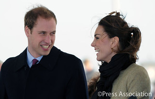 Prince William and Catherine Middleton visit Anglesey | by The British Monarchy