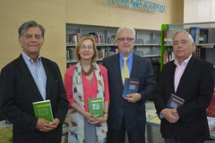 Lanzamiento de los libros de la colección de bolsillo del Centro de Pensamiento Global